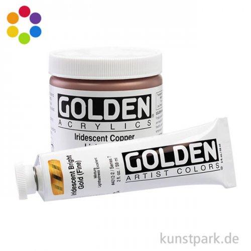 GOLDEN Heavy Body Metallfarben