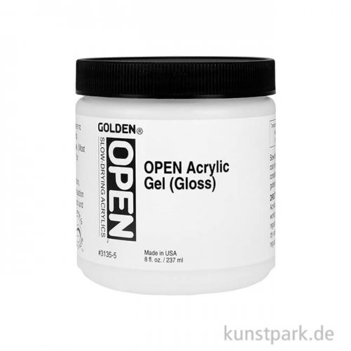 GOLDEN Open Acrylic Gel glänzend 236 ml