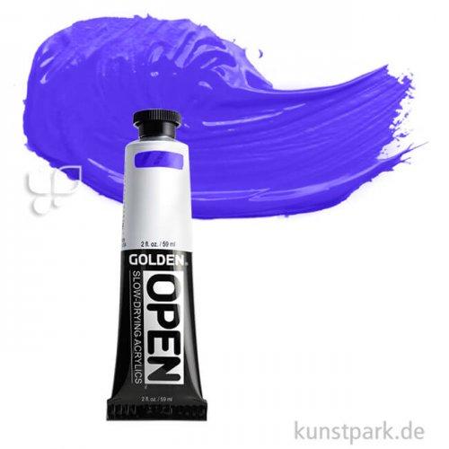 GOLDEN Open Acrylfarben 60 ml   7140 Cobalt Blue