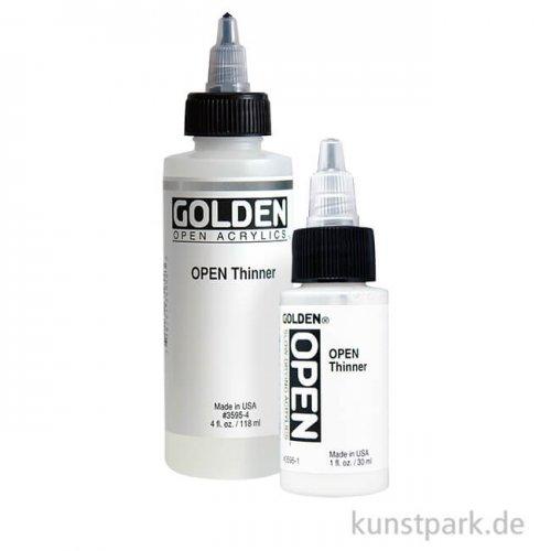 GOLDEN Open Acryl Verdünner (Thinner)