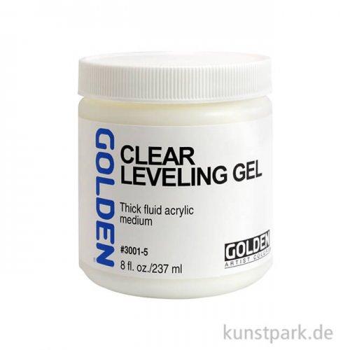 GOLDEN Gel 236 ml - 3001 Self Leveling Clear Gel