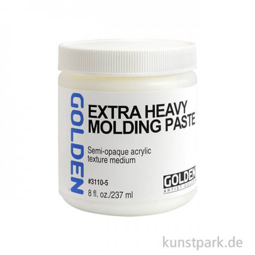 GOLDEN Pasten 236 ml - 3110 Extra Heavy Gel, Molding Paste
