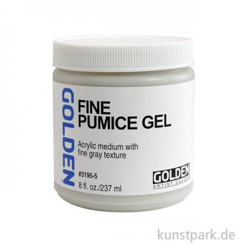GOLDEN Gel 236 ml - 3195 Feines Bimssteingel (Fine Pumice Gel)