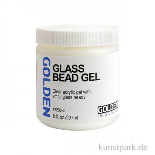 GOLDEN Gel 236 ml - 3236 Glaskügelchen (Glass Bead Gel)