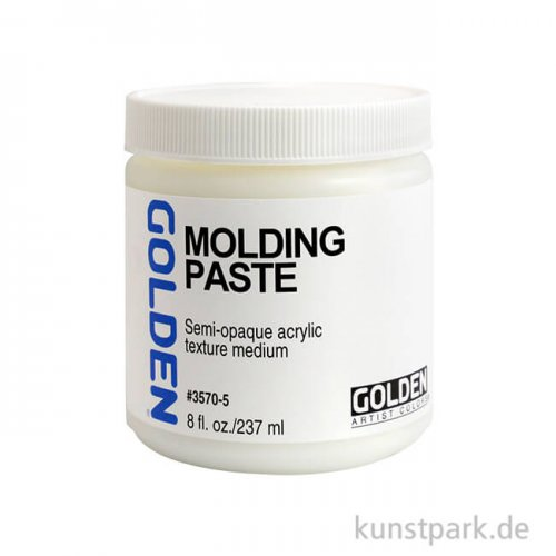 GOLDEN Pasten 236 ml - 3570 Molding Paste