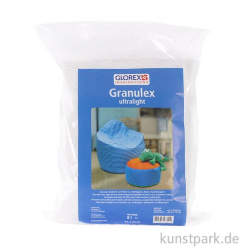 Granulex Ultralight - leichter Füllstoff, 5 Liter Volumen