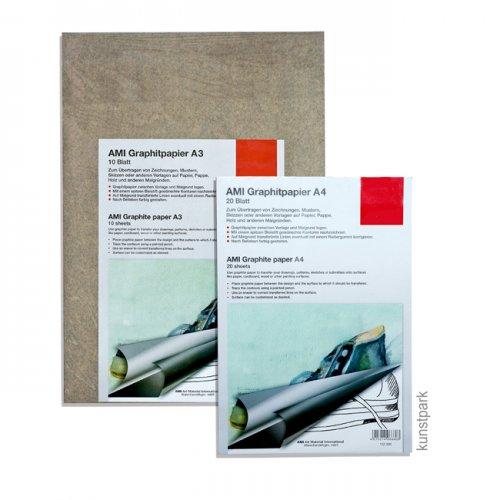 Graphitpapier, 20 Blatt, DIN A4