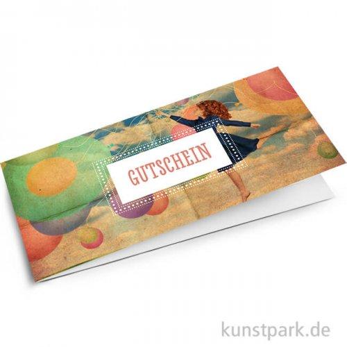 kunstpark Gutschein - Luftballons