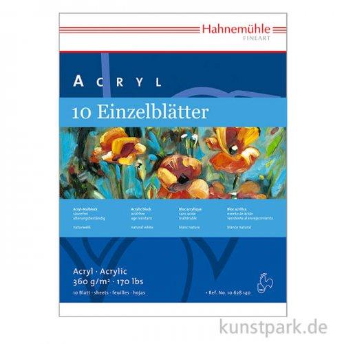 Hahnemühle ACRYL Malkarton, 10 Bogen, 360g