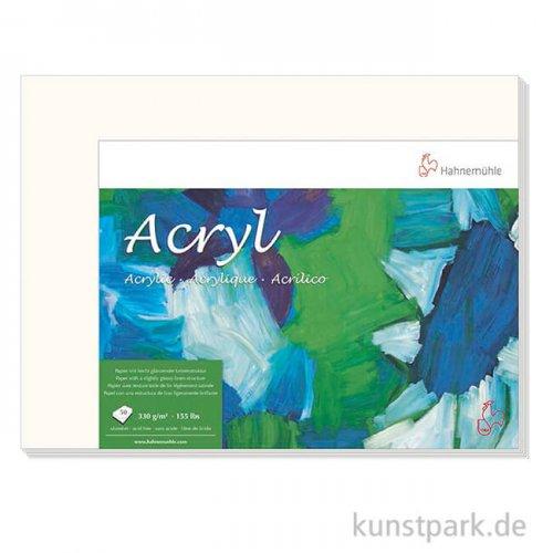 Hahnemühle ACRYL Malpapier 330g - 50 Einzelbogen 36 x 48 cm
