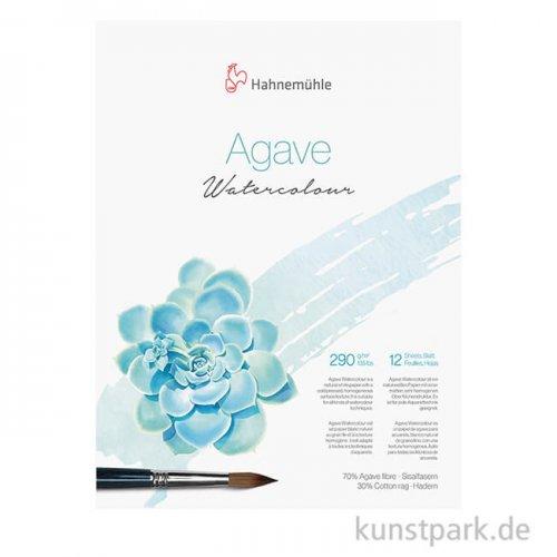 Hahnemühle Agave Watercolour Block, 12 Blatt, 290g