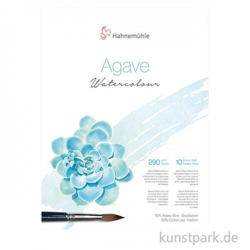 Hahnemühle Agave Watercolour, 290g, 50 x 65 cm, 10 Bogen