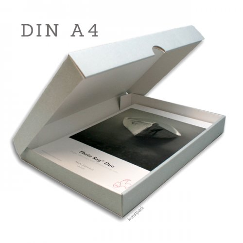 Hahnemühle Archiv & Portfolio-Box - E-Welle ca. 1,6mm für DIN A4, 25 Boxen