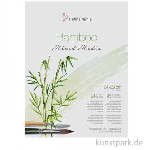 Hahnemühle BAMBOO-Mixed-Media, 265g