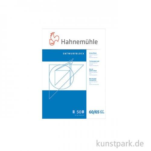 Hahnemühle DIAMANT Transparentblock 50 Blatt, 60/65g DIN A4