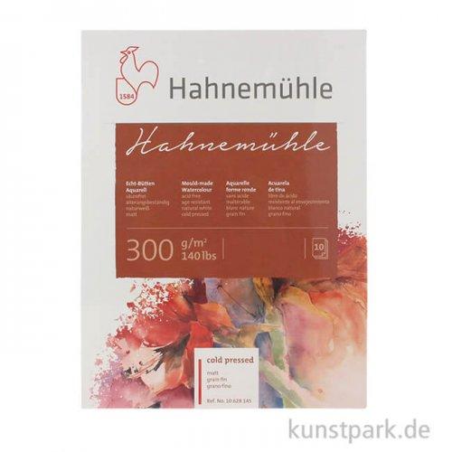 Hahnemühle Echt Bütten Aquarellpapier, 10 Blatt, 300g matt 30 x 40 cm