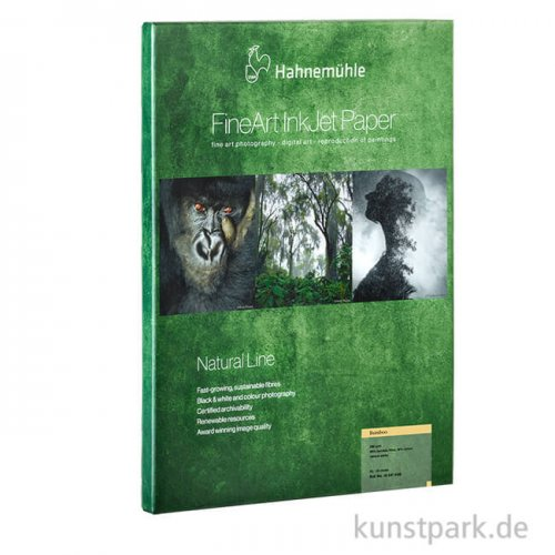 Hahnemühle BAMBOO FineArt Papier, 290g/m²