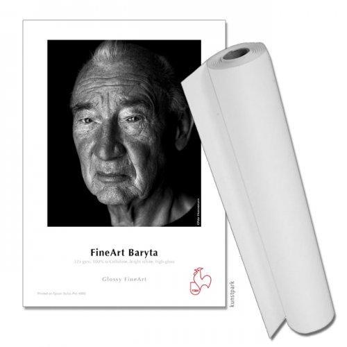 Hahnemühle BARYTA FineArt Papier, 325 g/m², 12m Rolle