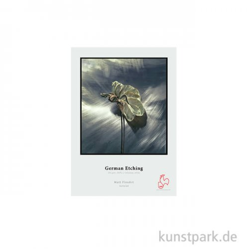Hahnemühle German Etching, 310g DIN A4 (25 Blatt)