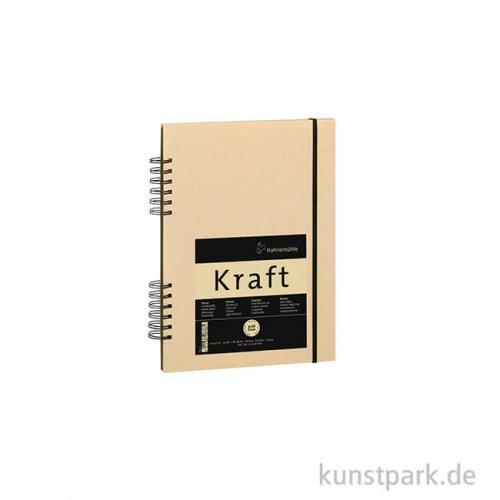 Hahnemühle KRAFTPAPIER Skizzenbuch, 80 Blatt, 120g DIN A5