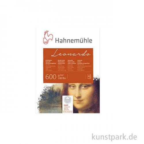 Hahnemühle LEONARDO - 10 Blatt, 600g matt 30 x 40 cm