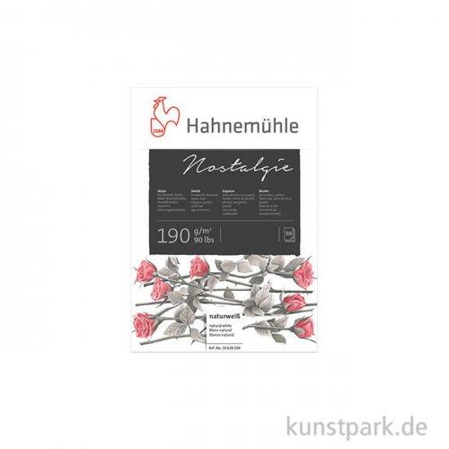 Hahnemühle NOSTALGIE Skizzenblock 190g/m² DIN A4