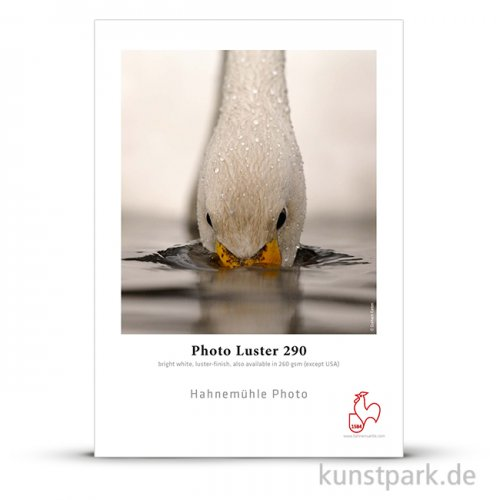 Hahnemühle Photo Luster, DIN A4, 250 Blatt, 260g