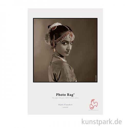 Hahnemühle Photo Rag 308, 25 Blatt, 308g DIN A3+