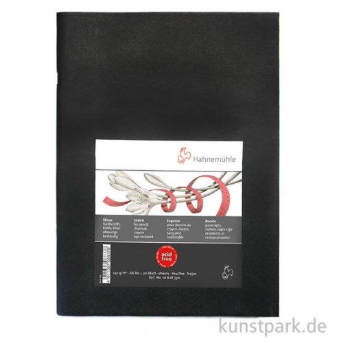 Hahnemühle SKETCH BOOKLET, 20 Blatt, 140g