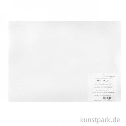 Hahnemühle STELLA Zeichenpapier, leicht matt, 250g