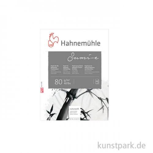 Hahnemühle SUMI-E - 20 Blatt, 80g 24 x 32 cm