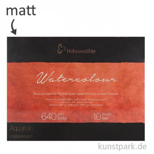 Hahnemühle The Collection Watercolour matt 10 Blatt 640g