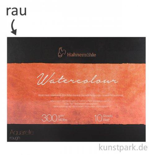 Hahnemühle The Collection Watercolour rau 10 Blatt 300g