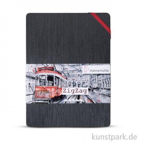 Hahnemühle - The ZigZag Book, 300g, 18 Seiten DIN A5
