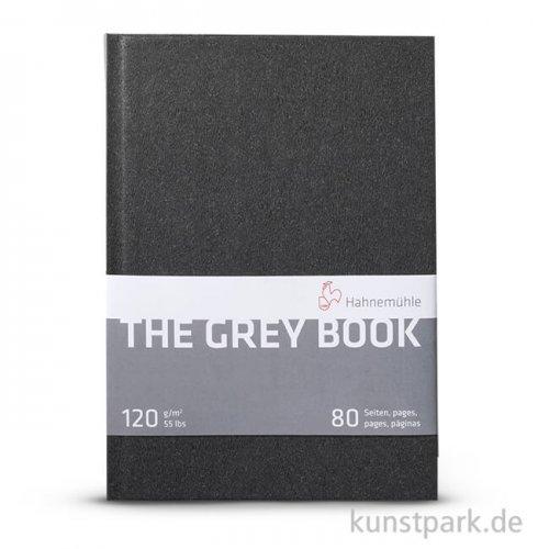 Hahnemühle The Grey Book, 120 g, 40 Blatt DIN A4