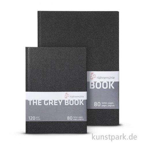 Hahnemühle The Grey Book, 120 g, 40 Blatt
