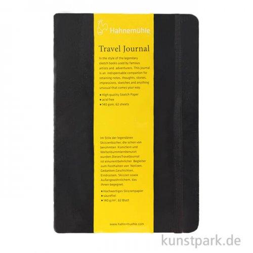 Hahnemühle TRAVEL Journal, 62 Blatt, 140g 13,5 x 21 cm (hoch)