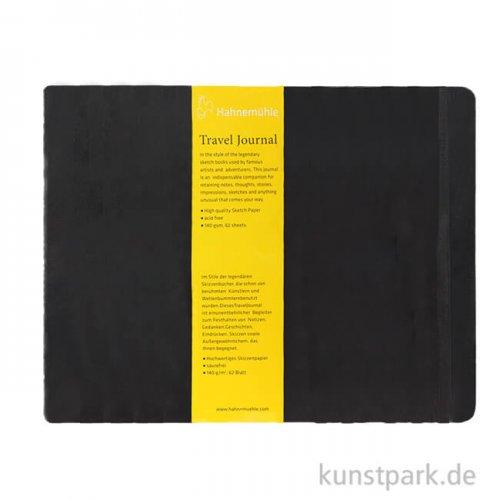 Hahnemühle TRAVEL Journal, 62 Blatt, 140g 13,5 x 21 cm (quer)