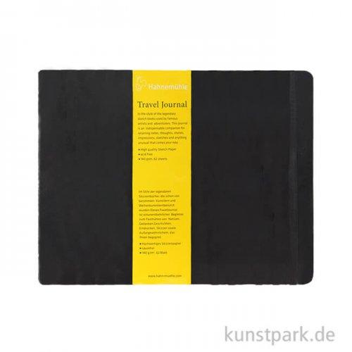 Hahnemühle TRAVEL Journal, 62 Blatt, 140g 9 x 14 cm (quer)