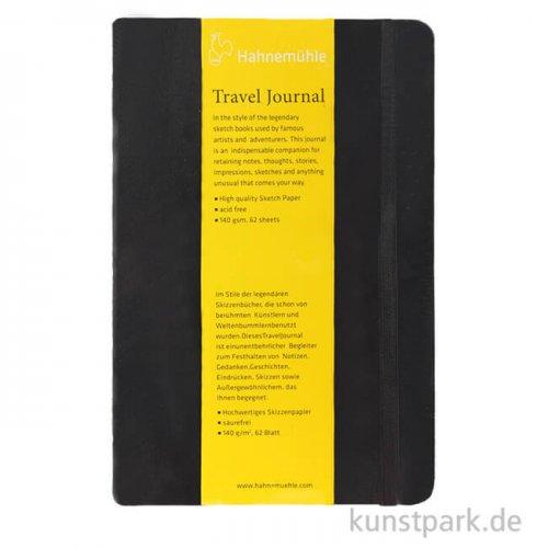 Hahnemühle TRAVEL Journal, 62 Blatt, 140g