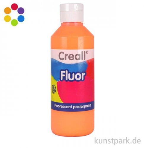 Creall FLUOR Gouachefarben 250 ml