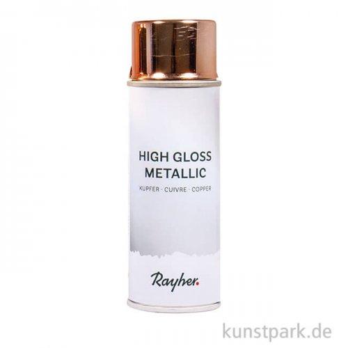 High Gloss - Metallic Spray, Kupfer, 200 ml