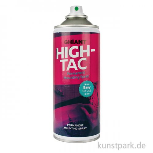 HIGHTAC Sprühkleber 400 ml Dose dauerhaft fest