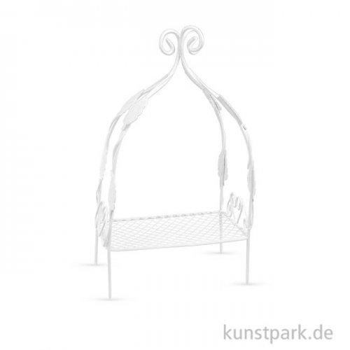 Himmelbett - Elfenbein, 10,5x18 cm