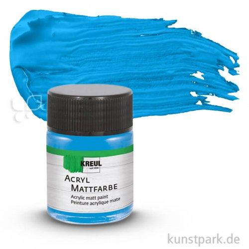 KREUL Acryl Mattfarbe 50 ml   Hellblau