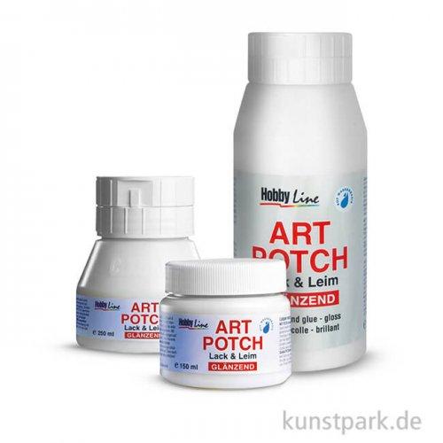 KREUL Art Potch Lack & Leim - Glänzend