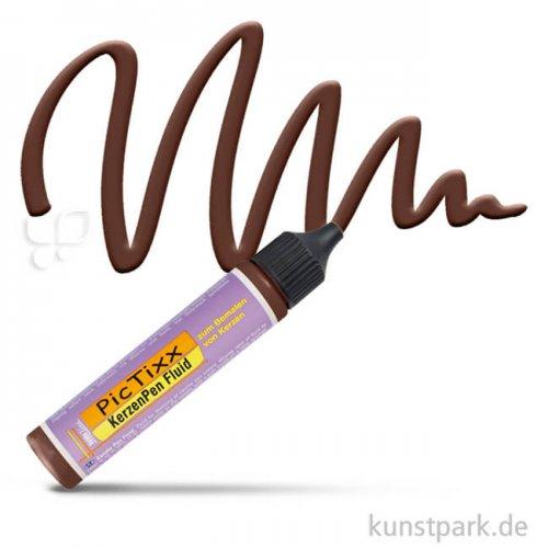 HOBBY LINE PicTixx KerzenPen 29 ml 29 ml | Braun