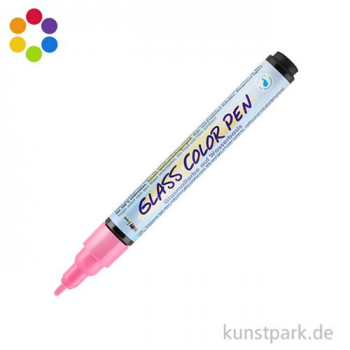 HOBBY LINE Glass Color Pen