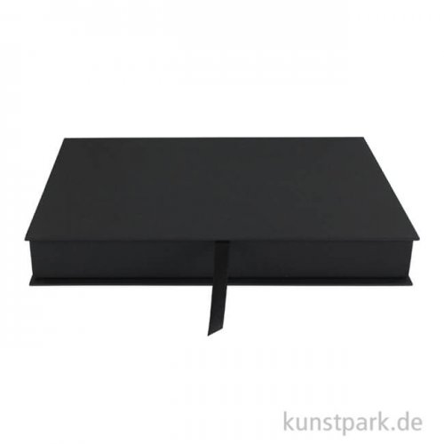 Hochwertige Fotoarchivbox 23,2 x 32,8 x 3 cm (innen)