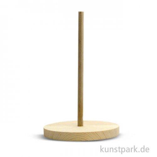 Holzständer für Styropor-Torso, klein